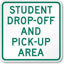 Student Drop Off & Pick Up Update