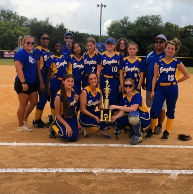 2021 softball 3rd in con